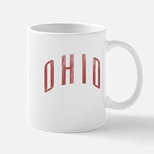 Ohio Grunge Mug