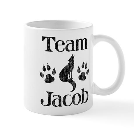 Team Jacob 3 Mug