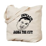 Impeach Christie Tote Bag