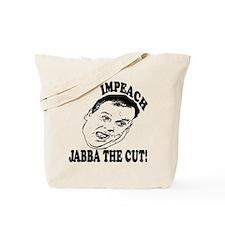 Impeach Christie Tote Bag