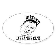 Impeach Christie Decal