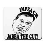 Impeach Christie Mousepad