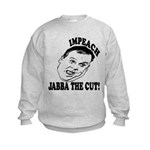 Impeach Christie Kids Sweatshirt