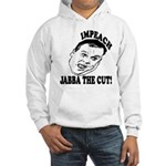 Impeach Christie Hooded Sweatshirt