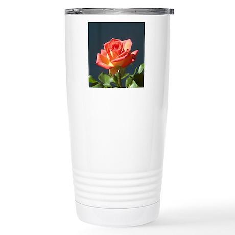 Peace rose Stainless Steel Travel Mug