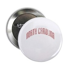 "North Carolina Grunge 2.25"" Button"