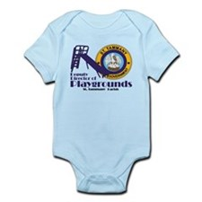 Cute Parish Infant Bodysuit