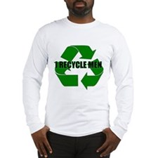 I Recycle Men Long Sleeve T-Shirt