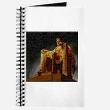 Lincoln Memorial Mosaic Journal