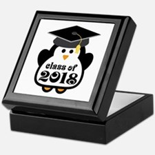 Penguin Class of 2018 Keepsake Box