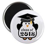 Penguin Class of 2018 Magnet