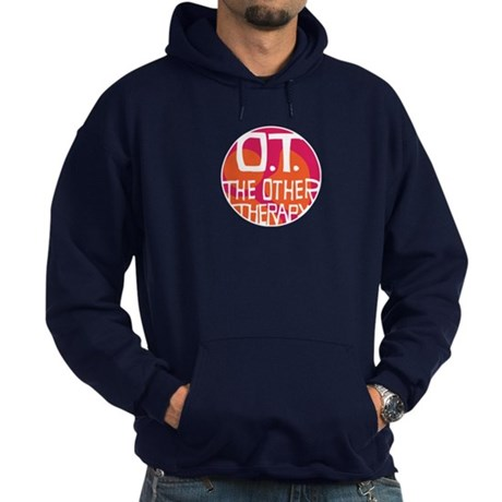 The Other Therapy Hoodie (dark)