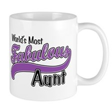 Fabulous Aunt Mug