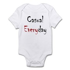 Casual EVERY Day Infant Bodysuit