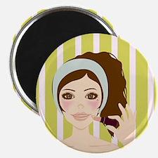 Makeup Girl Magnet