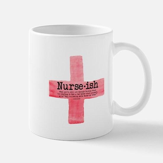Nurse Ish Student Small Mug Mugs