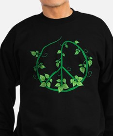 Green Peace Sweatshirt (dark)