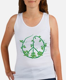 Green Peace Women's Tank Top