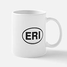 Cute Erie international airport Mug