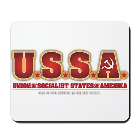 U.S.S.R. Mousepad