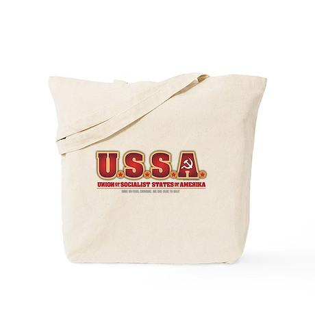 U.S.S.R. Tote Bag