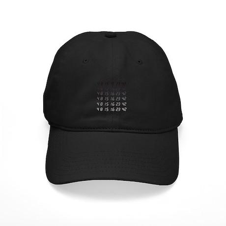 Lost numbers Black Cap