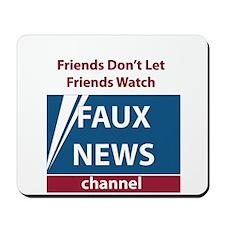 Fox (Faux) News Mousepad