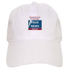 Fox (Faux) News Baseball Cap