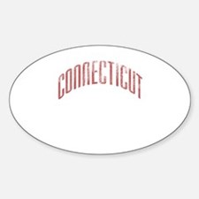 Connecticut Grunge Decal