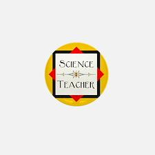 Science Teacher Mini Button