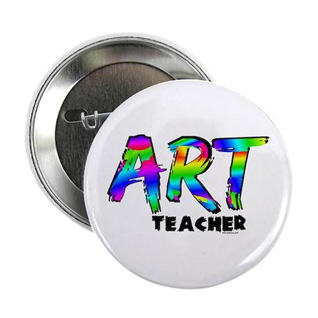 Art Teacher Button