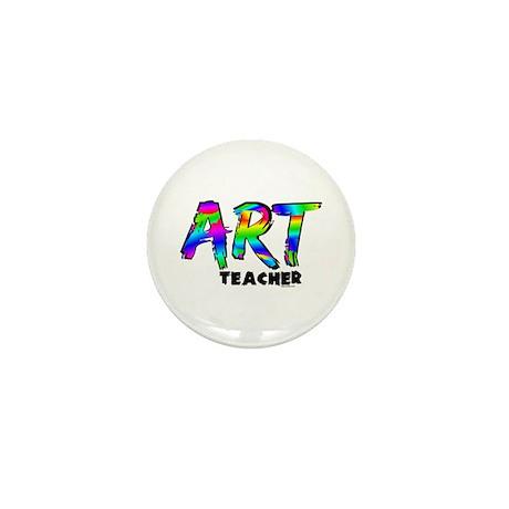 Art Teacher Mini Button (100 pack)