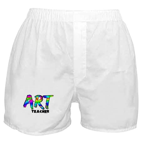 Art Teacher Boxer Shorts