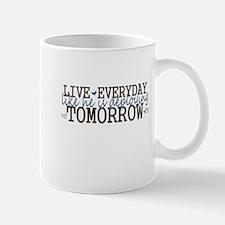 Live like he is deploying tom Mug