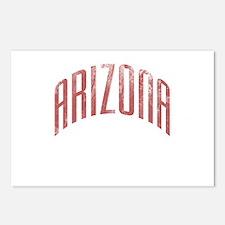 Arizona Grunge Postcards (Package of 8)