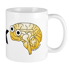 Geek Brain Mug