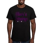 Ellery's Entourage Men's Fitted T-Shirt (dark)