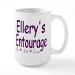 Ellery's Entourage Large Mug