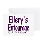 Ellery's Entourage Greeting Cards (Pk of 20)