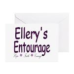 Ellery's Entourage Greeting Cards (Pk of 10)
