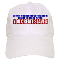 You Create Slaves Cap