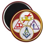 Masonic York Rite Circle 2.25