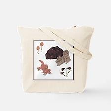 Hav a Wildlife Friend Tote Bag