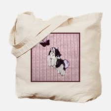 Daisy and the Butterfly Tote Bag