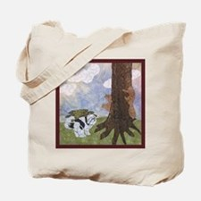 Backyard Pals Tote Bag