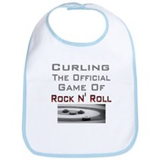 Curling-The Official Game Of Bib