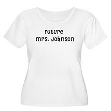 Future Mrs. Johnson T-Shirt