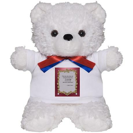 Reading Advantage - Twain Teddy Bear
