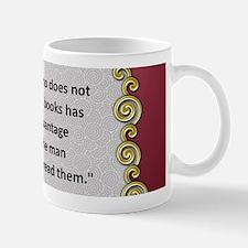Reading Advantage - Twain Mug