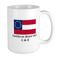 Secede! Confederate States Mug